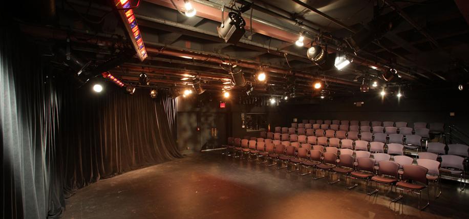 Photograph of Studio Theatre