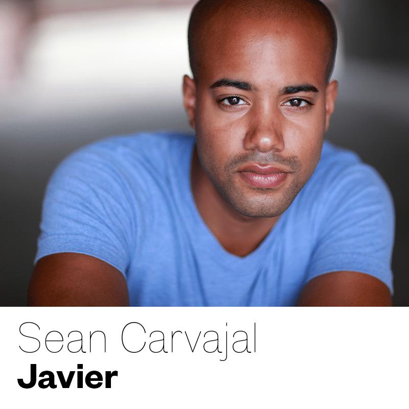 Sean Carvajal as Javier