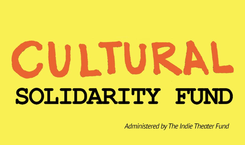 Cultural Solidarity Fund logo