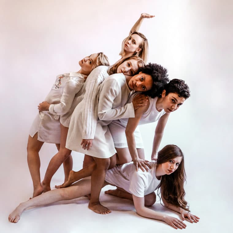 Turning in Place: The Women Choreographer Dance Film Festival