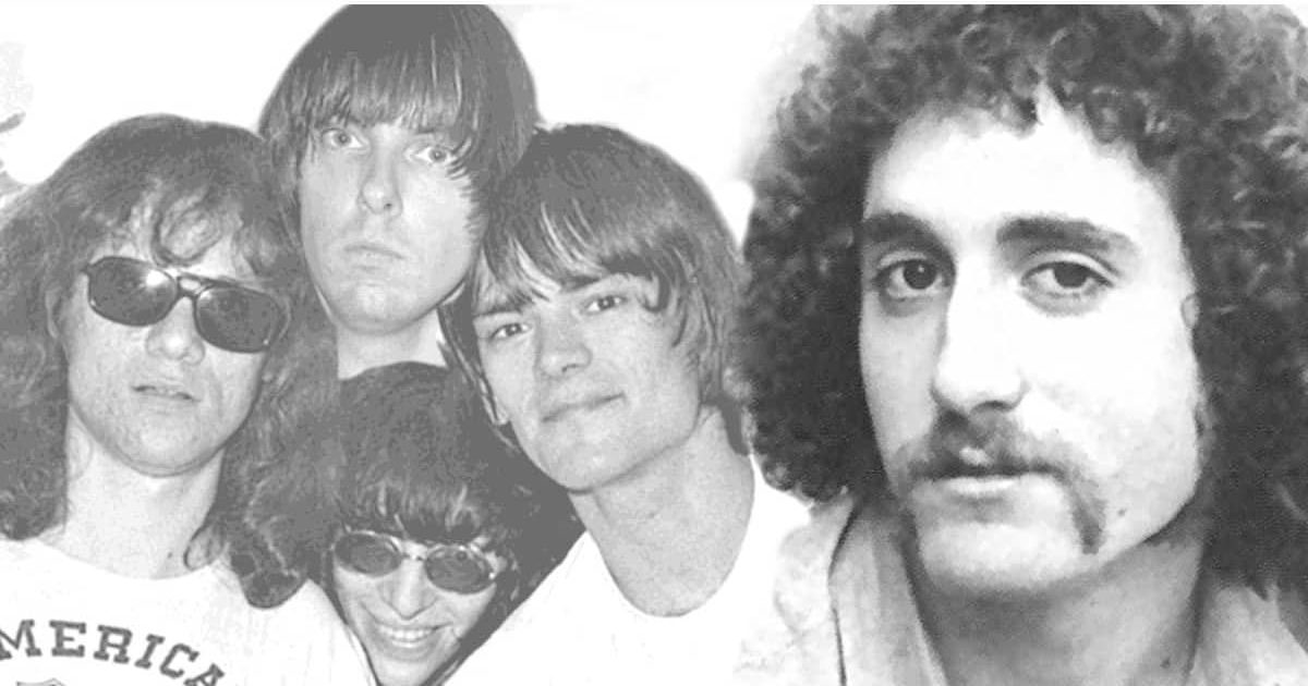 Monte A. Melnick and the Ramones