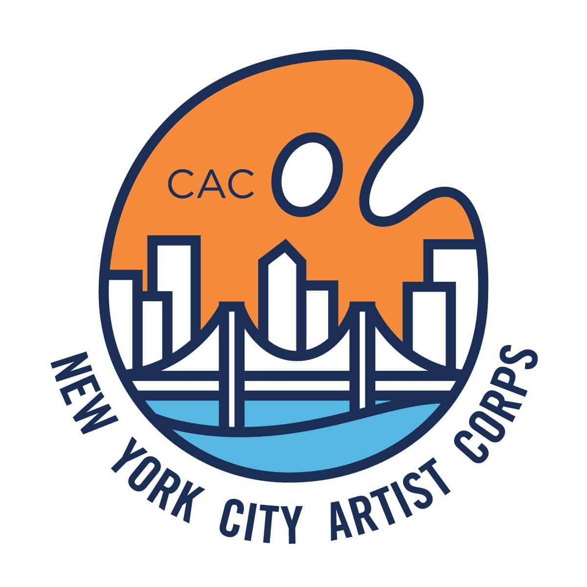 New York City Artist Corps logo