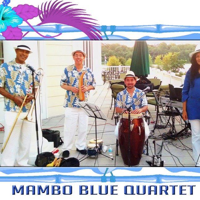 July 13 Mambo Blue