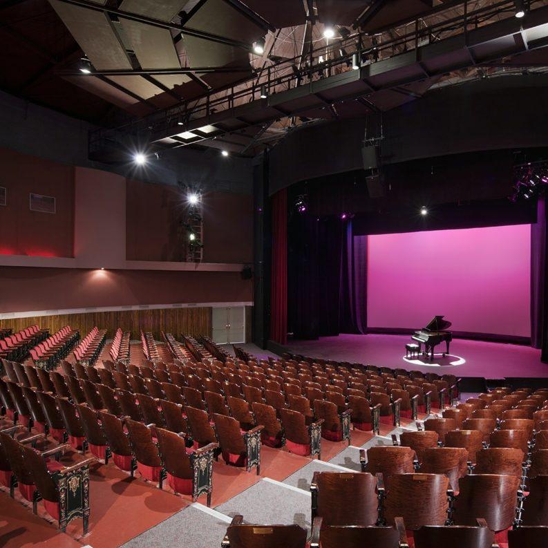 Photograph of Shulman Playhouse