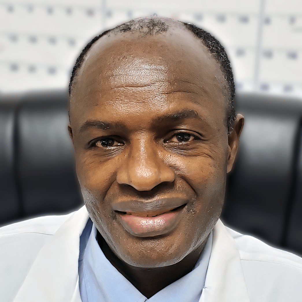Dr. Ofem Ajah